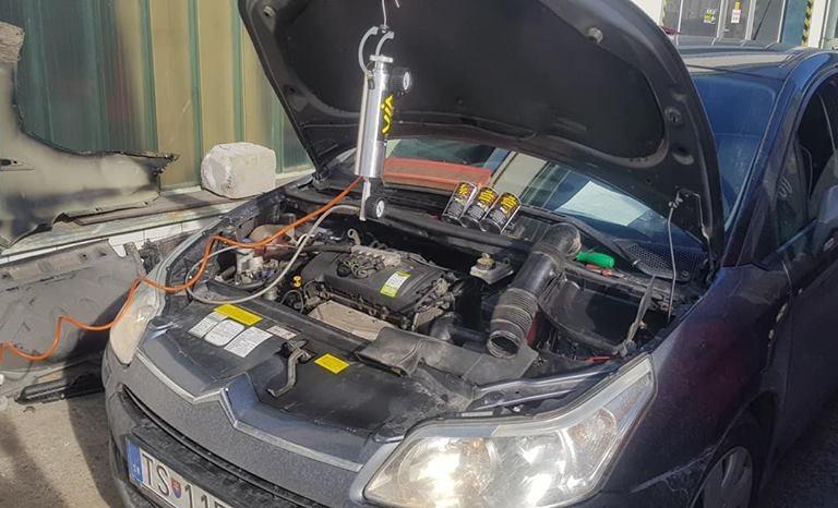 Citroen C4 1.6 88 kW B+LPG