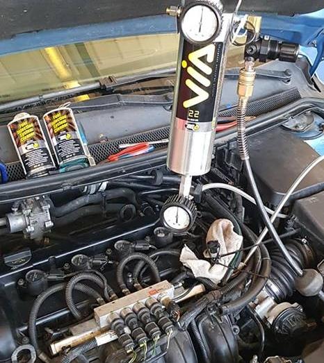 Ford 2.0 MPi