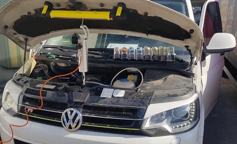 Multivan T5 2.0 150 kW B+LPG