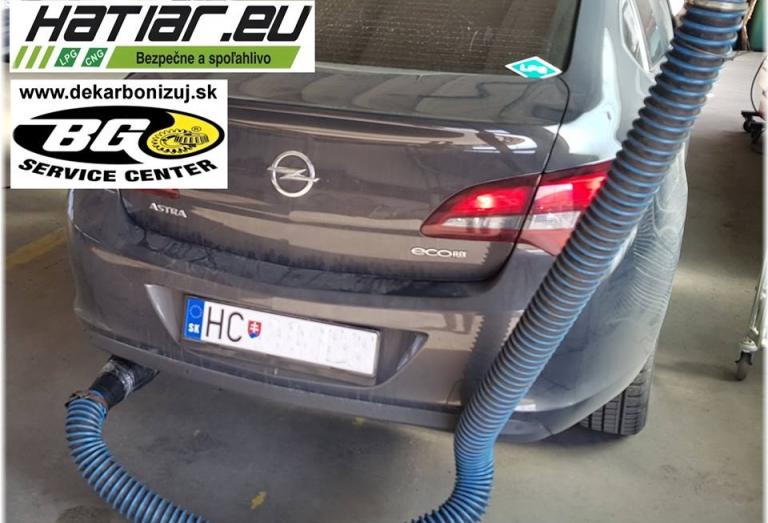Opel Astra J EcoFlex B+LPG