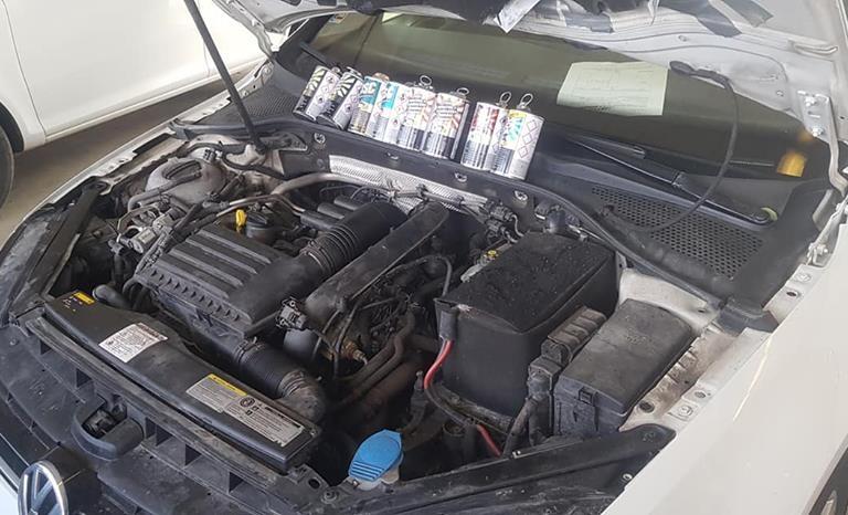 VW Golf 1.4 TGi BM B+CNG